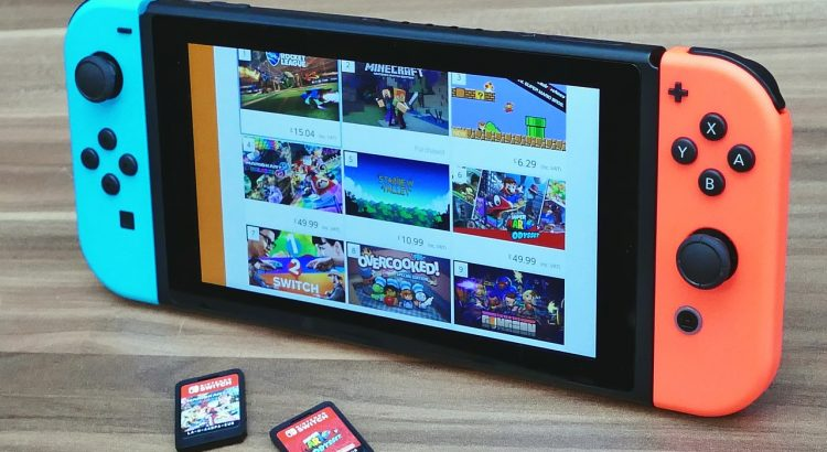 nintendo switch 3061237 1280 750x410 - Learning and Development Benefits of Playing Online Games